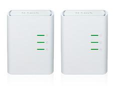 D-Link DHP-309AV PowerLine AV500 Mini Network Starter Kit