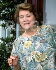 """Keeping Up Appearances (TV) Patricia Routledge """"Hyacinth Bucket"""" 10x8 Photo"""