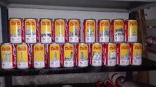 """Lattine Coca Cola """"Le città delle Olimpiadi"""" Barcellona 92'"""