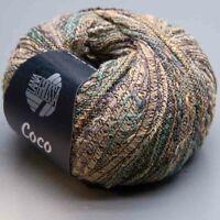 Lana Grossa Coco 5 (11.90 EUR pro 100 g)