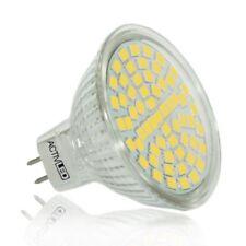 1x MR16 LED Spot SMD2835 Leuchtmittel 320lm 12V Neutralweiß 4000K Schutzglas