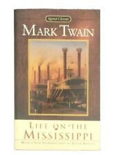 Mark Twain, Life On The Mississippi Signet PB