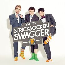 Y-TITTY - STRICKSOCKEN SWAGGER  CD  13 TRACKS DEUTSCH-POP  NEU