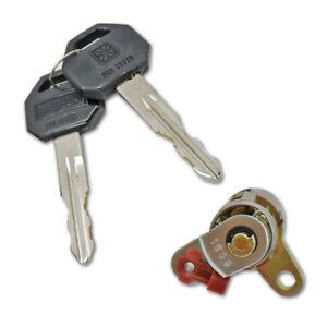 For Isuzu Holden Tfr Pickup 1992 93 94 Rh Door Lock Cylinder Key Silver