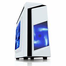 ULTRA FAST I5 QUAD CORE Gaming PC Tower 8GB RAM 500GB HDD & Win 10 WIFI