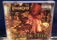 Boondox - Krimson Creek CD insane clown posse twiztid blaze ya dead homie amb