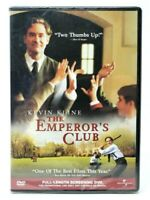 The Emperor's Club Full Length Screening DVD NEW Sealed Promotional Copy