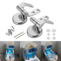 Remplacement Réparation Charnière Toilette Latrine Siège Cuvette Fixation CWBR