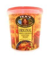 700g Tex's Original Fried Chicken Coating Crispy Kentucky spice mix seasoning