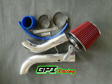 Red 1998-2003 CHEVY S10 ZR2/XTREME/HOMBRE/SONOMA 2.2L COLD AIR INTAKE