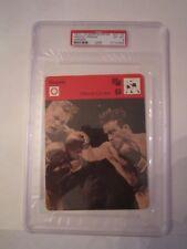 1977-79 MARCEL CERDAN BOXING CARD #07-07 PSA GRADED 6 (GERMAN) SPORTSCASTER