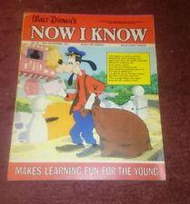 Joblot of 25 x Disney Now I Know Magazines 70's reasonable condition Nos. 31-55