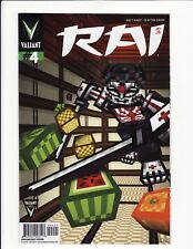 Rai #4 Valiantcraft Variant Edition 2014 Valiant Comics VF/NM
