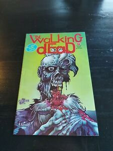 The Walking Dead #1 Aircel First Print