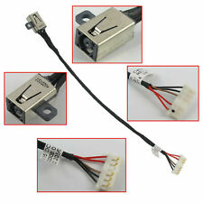 DC Power Jack with Cable Harness Charging Port for DELL Inspiron 15 3000 Series
