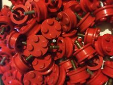 10 x LEGO Vintage Tyres Wheels +Pin Joblot CHEAPEST ON EBAY FAST FREE UK POSTAGE