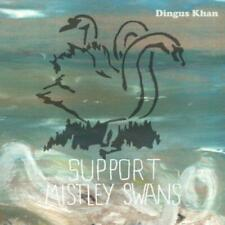 Dingus Khan - Support Mistley Swans (NEW CD)