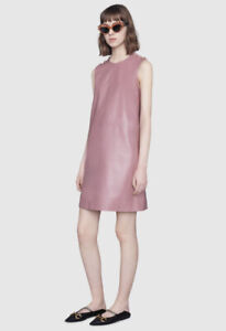 Gucci Leather Dress- With Tags- RRP$3,600 AUD