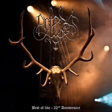 BELENOS - BEST OF LIVE-22ND ANNIVERSARY   CD NEUF