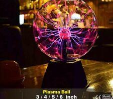 Novelty Magic Crystal Plasma Ball 110V 220V Lava Lamps For Christmas Decorations