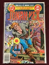 JONAH HEX SPECTACULAR Professionally Graded  NM 9.4 WESTERN COMICS