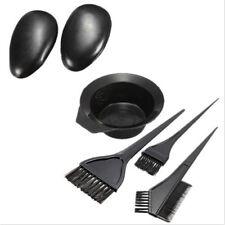 New 5PCS Salon Hair Coloring Dyeing Bowl Combo Dye Color Brush Tint Tool Kit Set
