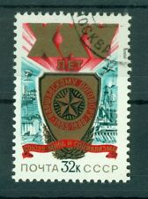 Russie - USSR 1980 - Michel n. 4962 - 25 ans du Pacte de Varsovie