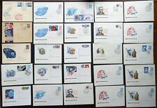 Collection of Vintage Soviet Russian Space Covers 1962-87 – Sold Individually