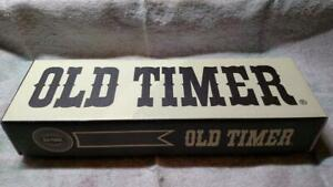 Old Timer sheath knife