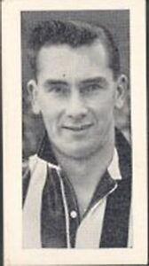 Mitcham - Footballers - 12 - Jack Milburn, Newcastle & England