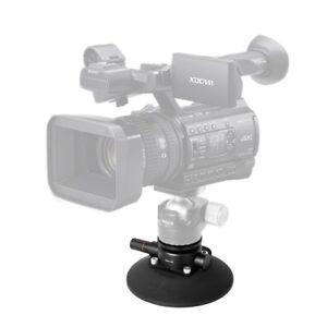 Camera Suction Mount Holder Pump Cup Car DSLR Cam Bracket For video Photo