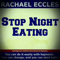 Stop Night Eating Hypnosis CD, Weight Loss Hypnotherapy