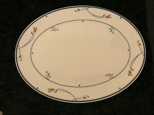 "13"" Oval Serving Platter Ariana by GORHAM    #319"