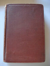 OUT OF HARNESS SKETCHES, NARRATIVE AND DESCRIPTIVE BY THOMAS GUTHRIE, D.D. 1873