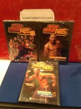 Shaun T's Hip Hop Abs Dance Party Series DVD New Workout Fitness Exercise LOT