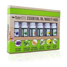 Variety Pack of Essential Oils, 100% Pure Undiluted, Therapeutic Grade | 5ML