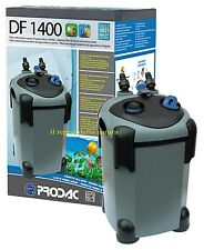 PRODAC FILTRO ESTERNO DF 1400 CON LAMPADA UV PER ACQUARI FINO A 800 LITRI