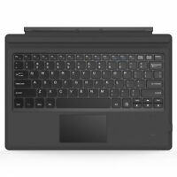 MoKo For Surface Pro 6 / Surface Pro 2017 Type Cover Bluetooth Keyboard Trackpad