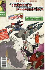 Transformers #12 (NM)`10 Costa/ Guidi (VARIANT)