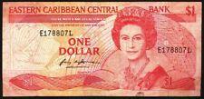 Papiergeld aus der Karibik
