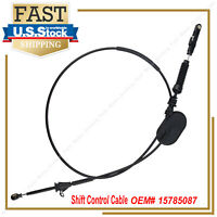 Auto Transmission Shifter Shift Selector Cable 15785087 For GM Envoy Trailblazer