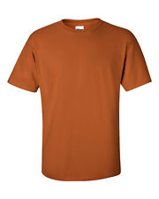 Gildan - Mens Ultra Cotton T-Shirt 100% Cotton Tee S,M,L,XL Many Colors 2000