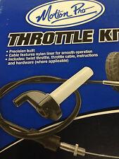 YAMAHA XT500,TT500,SR500 DUAL CABLE RACE THROTTLE CABLE  SET UP TT XT SR A-027
