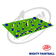 Mp Paintball Field - 5 Man Pro Tourney Package - 35 Smart-Bunkers (Mp-Tn-5Pro)