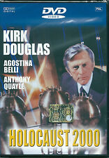 Holocaust 2000 (1977) DVD NUOVO Kirk Douglas. Agostina Belli. Adolfo Celi. Valli