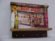 BOYLE RETRO PHOTO FRAME AND KEY RING HOLDER SURF SHACK Limited/Ed for Australia
