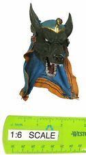 Mystical Forge Anubis Head w/ Open Mouth 1:6th Scale Accessory