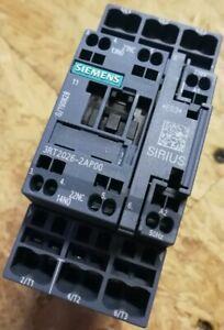 SIEMENS SIRIUS 3RT2026-2AP00 Leistungsschütz 25A 11KW 230V 3-polig Installation