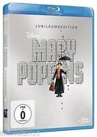 "Mary Poppins - Jubiläumsedition [Blu-ray](NEU/OVP) Walt Disney/Mit 5 ""Oscars"" pr"