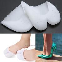2pcs Gel Toe Separators Stretchers Straighteners Alignment Bunion Pain Relief